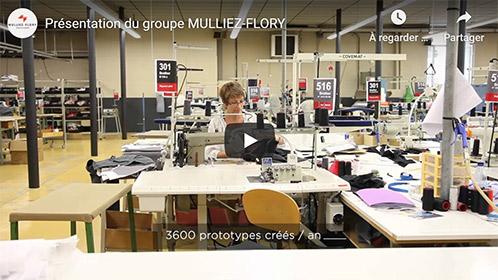 usine fabrication masques lavables ftgala mulliez flory