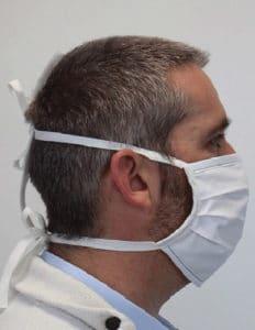 masque lavable catégorie 1 avec liens