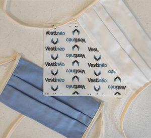 Masques de protection lavables et réutilisables