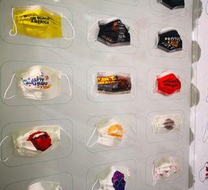 Masque lavable de protection pour coronavirus